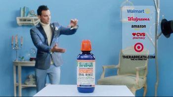 Therabreath Healthy Gums Oral Rinse TV Spot, 'Magician Steve' - Thumbnail 10