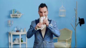 Therabreath Healthy Gums Oral Rinse TV Spot, 'Magician Steve'