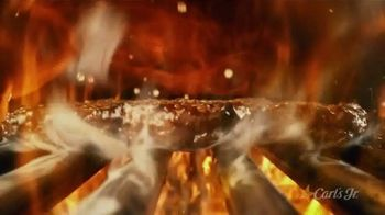 Carl's Jr. Spicy Western Bacon Cheeseburger TV Spot, 'A Spicy Western: 2 for $6' - Thumbnail 4