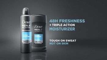 Dove Men+Care Clean Comfort TV Spot, 'Mike' - Thumbnail 9