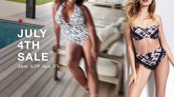 Macy's July 4th Sale TV Spot, 'Clearance, Swimwear and BBQ Essentials' - Thumbnail 1