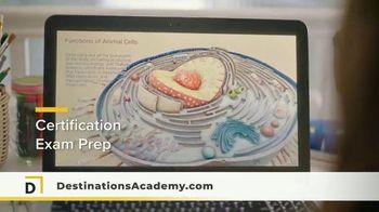Destinations Career Academy TV Spot, 'Kierra: Healthcare Pathway' - Thumbnail 7