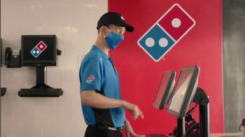 Domino's TV Spot, 'Carside Delivery'