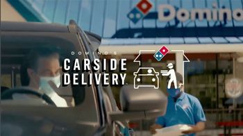 Domino's TV Spot, 'Carside Delivery' - Thumbnail 7