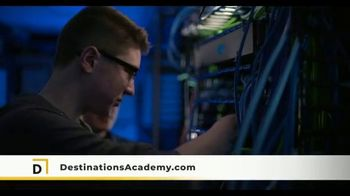 Destinations Career Academy TV Spot, 'IT Futures'