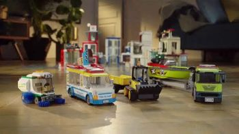 LEGO City Great Vehicles TV Spot, 'Truck Race'