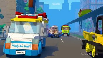 LEGO City Great Vehicles TV Spot, 'Truck Race' - Thumbnail 5