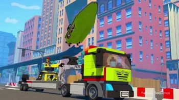 LEGO City Great Vehicles TV Spot, 'Truck Race' - Thumbnail 7