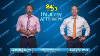 Lerner and Rowe Injury Attorneys TV Spot, 'Now Handling 3M Earplug Cases' - Thumbnail 7