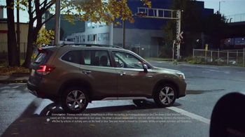 2019 Subaru Forester TV Spot, 'A Parent's Imagination' [T1] - Thumbnail 8