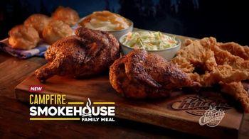 Church's Campfire Smokehouse Chicken TV Spot, 'Bold to the Bone' - Thumbnail 6