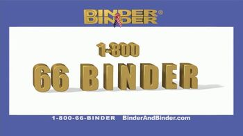 Binder and Binder TV Spot, 'Who Can You Trust' - Thumbnail 4
