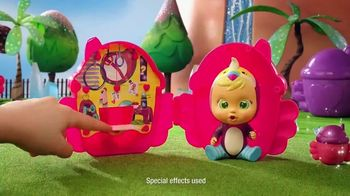 Cry Babies Magic Tears Fantasy TV Spot, 'Colorful Tears' - Thumbnail 6