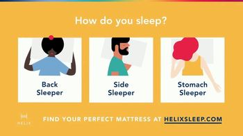 Helix Sleep TV Spot, 'Too Confusing and Expensive' - Thumbnail 4