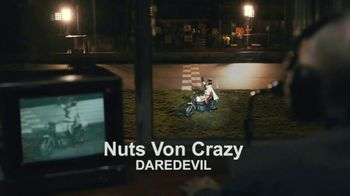 Little Caesars Pizza Stuffed Crazy Bread TV Spot, 'Daredevil' - Thumbnail 1