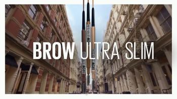 Maybelline New York Brow Ultra Slim Pencil TV Spot, 'Precisely Defined Brows' - Thumbnail 10