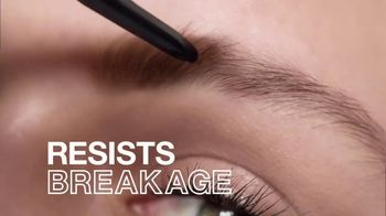 Maybelline New York Brow Ultra Slim Pencil TV Spot, 'Precisely Defined Brows' - Thumbnail 7