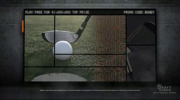 DraftKings TV Spot, 'Fairway Frenzy: Play Free for $1,000,000' - 1555 commercial airings
