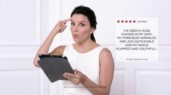 L'Oreal Paris Revitalift Hyaluronic Acid Serum TV Spot, 'Reviews' Featuring Eva Longoria - 5903 commercial airings