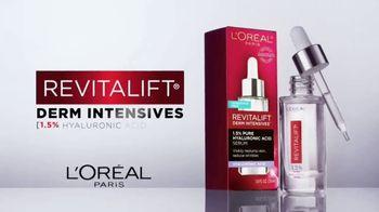 L'Oreal Paris Revitalift Hyaluronic Acid Serum TV Spot, 'Reviews' Featuring Eva Longoria - Thumbnail 9