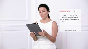 L'Oreal Paris Revitalift Hyaluronic Acid Serum TV Spot, 'Reviews' Featuring Eva Longoria - Thumbnail 4