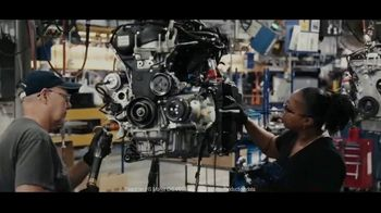 Ford TV Spot, 'Built for America: The Connection' [T1]