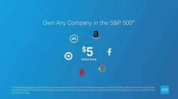 Charles Schwab Stock Slices TV Spot, 'S&P 500' - Thumbnail 4