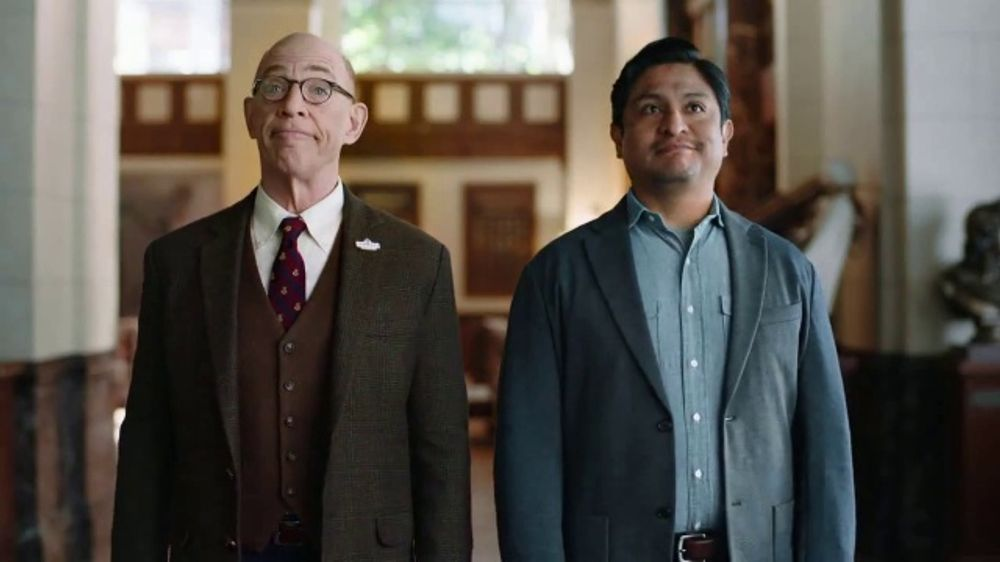 Farmers Insurance Tv Commercial Hall Of Claims A Great Deal Of Experience Featuring J K Simmons Ispot Tv