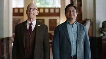 Farmers Insurance TV Spot, 'Hall of Claims: A Great Deal of Experience' Featuring J.K. Simmons