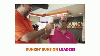 Dunkin' TV Spot, 'Come Run with Us: Leaders' - Thumbnail 2