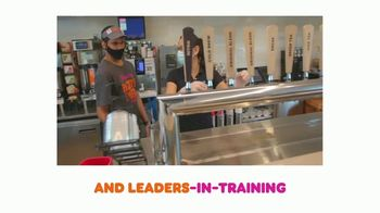 Dunkin' TV Spot, 'Come Run with Us: Leaders' - Thumbnail 3