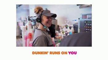 Dunkin' TV Spot, 'Come Run with Us: Leaders' - Thumbnail 4