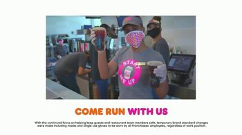 Dunkin' TV Spot, 'Come Run with Us: Leaders' - Thumbnail 5