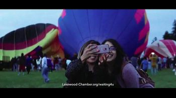 Lakewood Chamber of Commerce TV Spot, 'Waiting for You' - Thumbnail 10