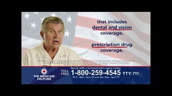 The Medicare Helpline TV Spot, 'Benefits' Featuring Mike Ditka - Thumbnail 3