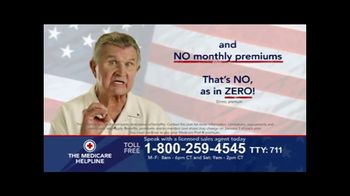 The Medicare Helpline TV Spot, 'Benefits' Featuring Mike Ditka - Thumbnail 4