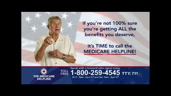 The Medicare Helpline TV Spot, 'Benefits' Featuring Mike Ditka - Thumbnail 5