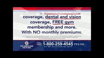 The Medicare Helpline TV Spot, 'Benefits' Featuring Mike Ditka - Thumbnail 7