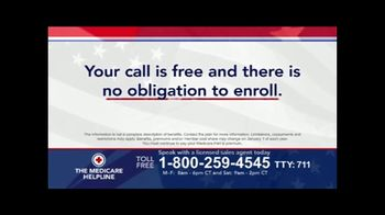 The Medicare Helpline TV Spot, 'Benefits' Featuring Mike Ditka - Thumbnail 8