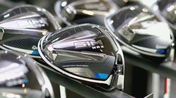 Dick's Sporting Goods TV Spot, 'Golf Galaxy: Gear Up' - Thumbnail 4