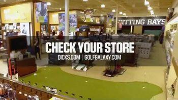 Dick's Sporting Goods TV Spot, 'Golf Galaxy: Gear Up' - Thumbnail 9