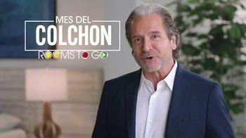 Rooms to Go Mes del Colchón TV Spot, 'Bajos precios en oferta' [Spanish] - Thumbnail 3