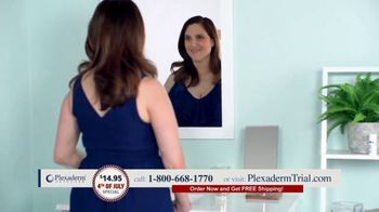 Plexaderm Skincare Fourth of July Special TV Spot, 'Confidence in a Bottle' - Thumbnail 8