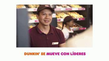 Dunkin' TV Spot, 'Muévete con nosotros: líderes' [Spanish] - Thumbnail 1