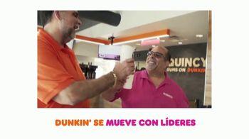 Dunkin' TV Spot, 'Muévete con nosotros: líderes' [Spanish] - Thumbnail 2