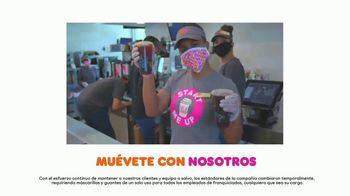 Dunkin' TV Spot, 'Muévete con nosotros: líderes' [Spanish] - Thumbnail 5