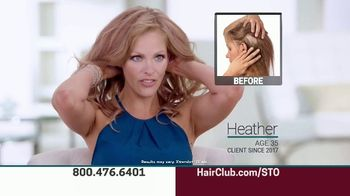 Hair Club TV Spot, 'Years Struggling'