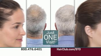 Hair Club TV Spot, 'Years Struggling' - Thumbnail 3