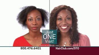 Hair Club TV Spot, 'Years Struggling' - Thumbnail 4