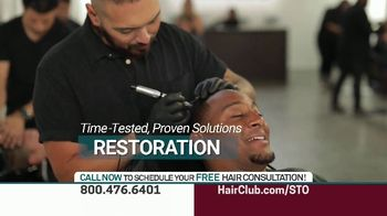 Hair Club TV Spot, 'Years Struggling' - Thumbnail 5
